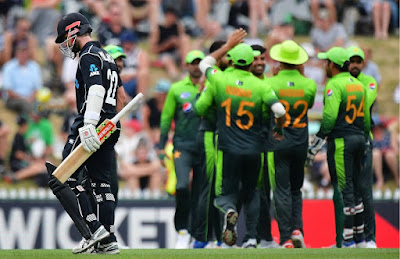 Pakistan Vs New Zealand 5th ODI Today Match Prediction