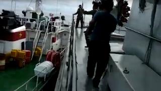 Provokasi Kapal Vietnam
