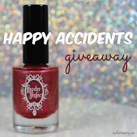 Happy Accidents Giveaway