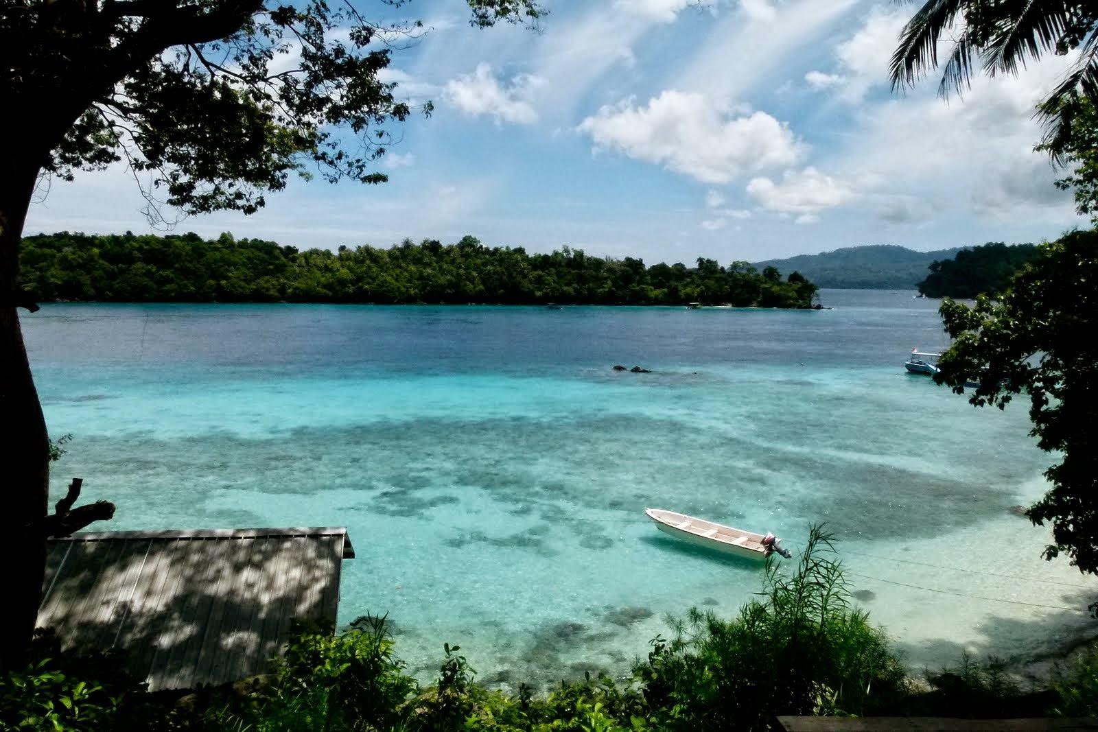 Wisata Bahari dan Kuliner di Pantai Anoi Itam Pulau Weh
