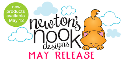 May 2017 Release for Newton's Nook Designs #newtonsnook