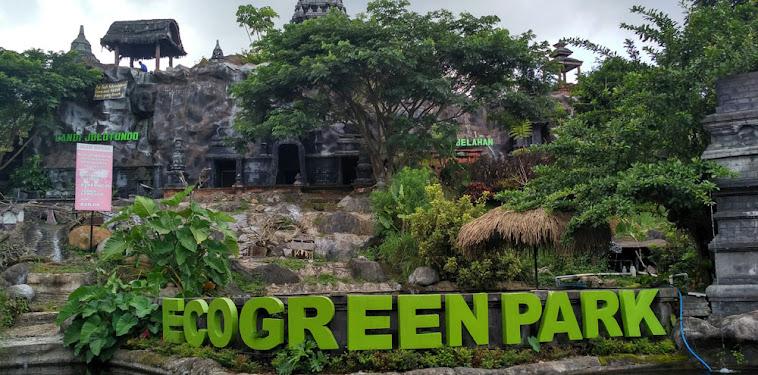 Jalan-Jalan Ke Eco Green Park Kota Batu