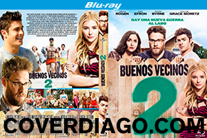 Neighbors 2: Sorority Rising - Buenos Vecinos 2 - BLURAY