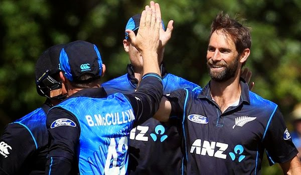 Record helps Black Caps to win