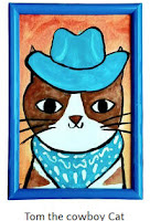 Tom the cowboy cat