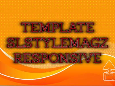 Template terbaru 2017 SL Style Magz Template Blog Download Gratis