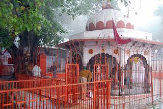 Mankameshwar Mandir Agra