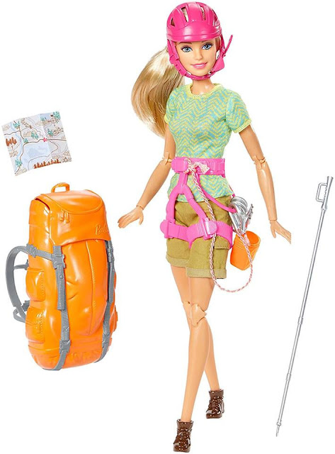 Ken Doll Barbie Made To Move Camping Fun Amp Careers 2017