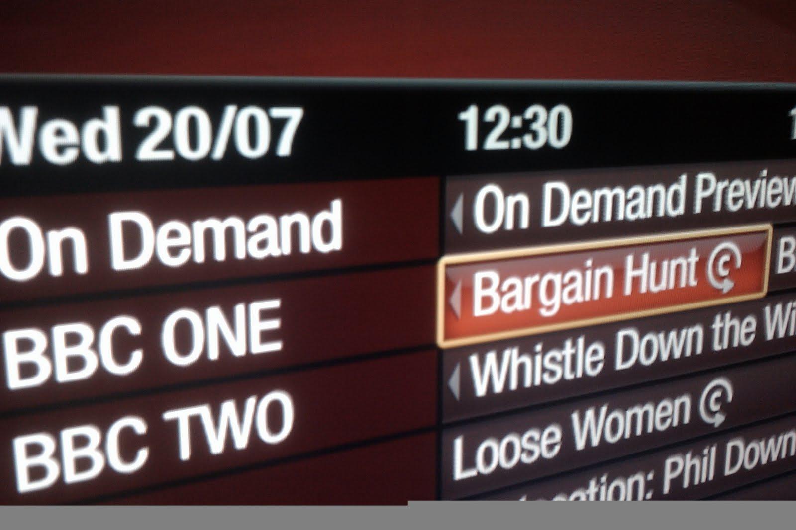 The Virgin Media TiVo Blog: 2011