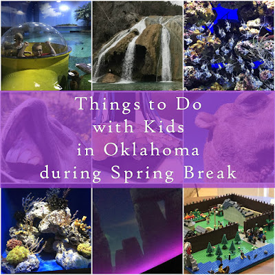 Top Things to Do with Kids in Oklahoma over Spring Break
