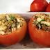 Receita de tomates recheados com carne moída ou frango