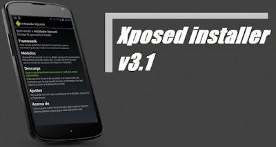 Disponibile nuova versione di Xposed Installer v3.1