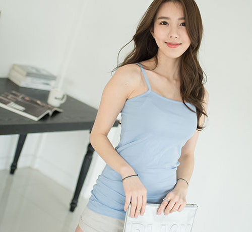Basic Sleeveless Top