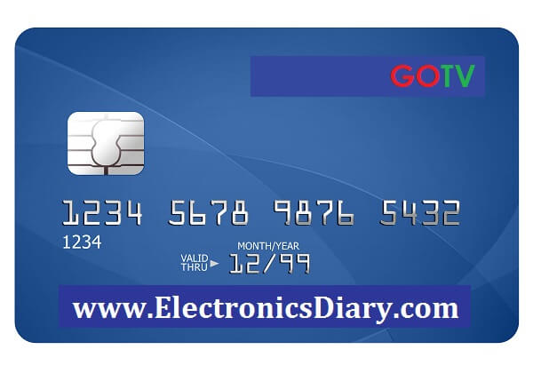 How to make Gotv Subscription Payment Online - Electronics Diary