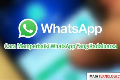 Cara Mengubah Tanggal Kadaluarsa Whatsapp