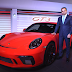 New 911 GT3 ready for India's roads and race tracks