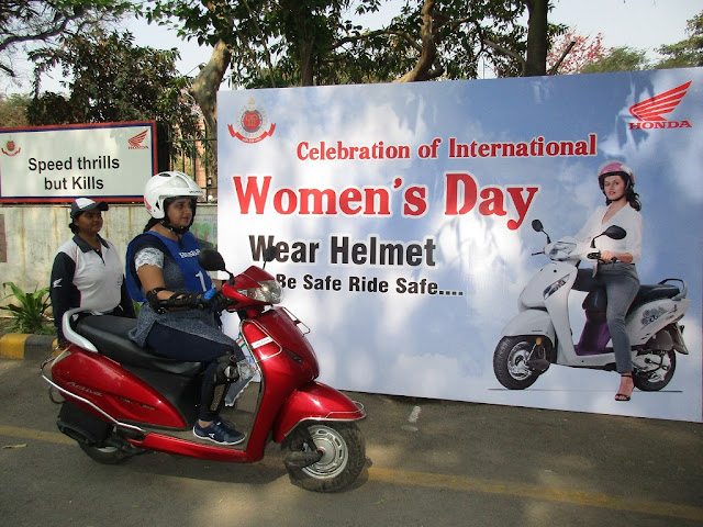 Honda Celebrates 'Empowered Womanhood' This International Women's Day