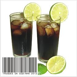 Cuba Libre com Rum Carta Branca
