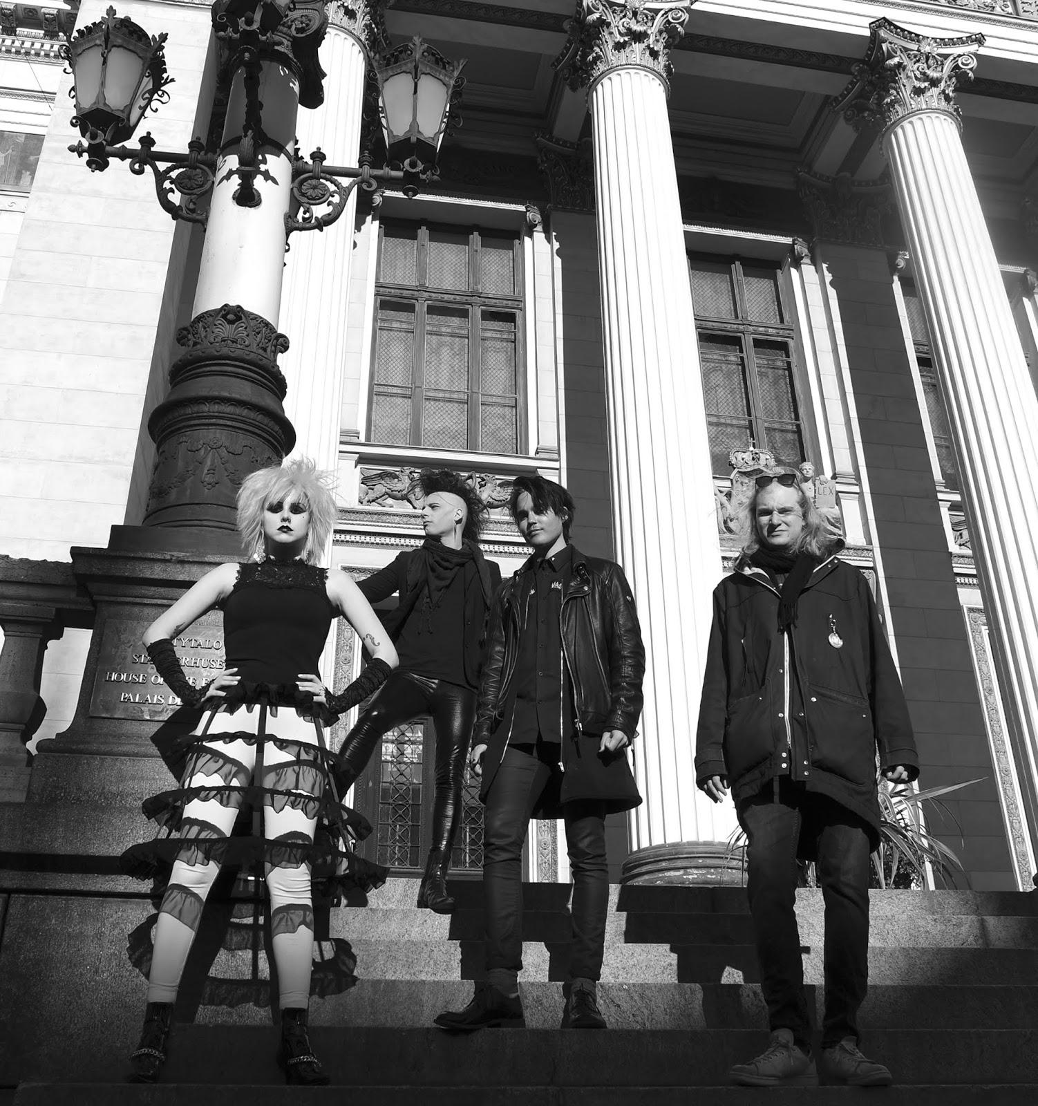 Masquerade – Post-punk band