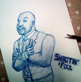 Shaq sketch