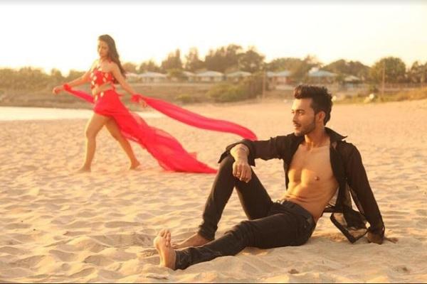 Suraj Kumar to romance with Priya Soni in Gujrati Movie 'Hu Tara Ishq Ma'