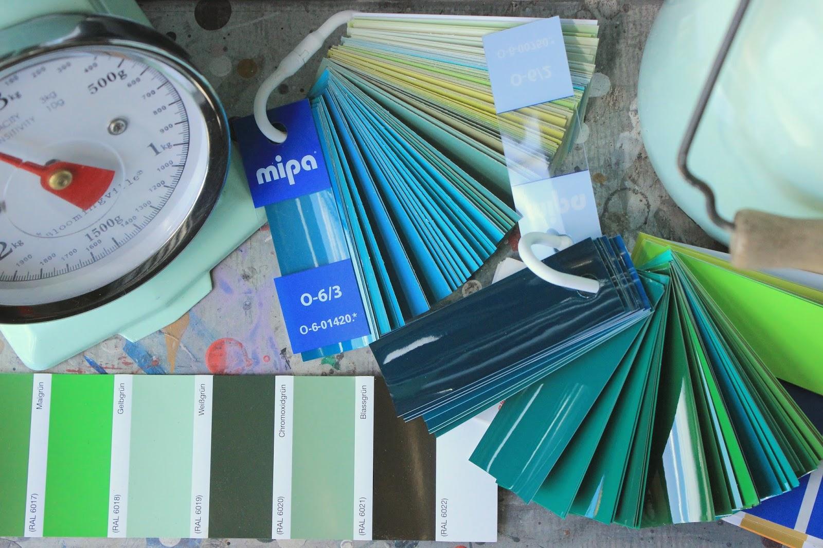 Miss Blueberrymuffin\'s kitchen: Eine neue Farbe: Meine Kitchen Aid ...