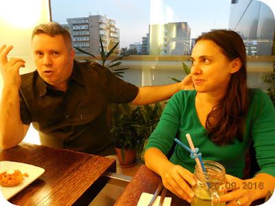 Claudia si Albert = SuperBlog