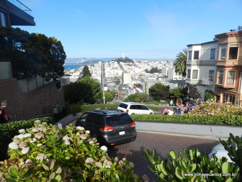 Lombard Street - São Francisco