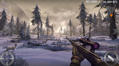 Deer Hunter 2016 v2.0.4 Mod Apk-screenshot-2