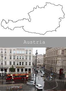 Австрия - пътеписи