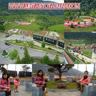 Kebun Raya Liwa, Ikon Baru Pariwisata Lampung Barat