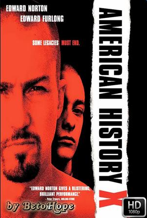 Historia americana X 1080p Latino