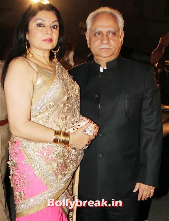 Kiran and Ramesh Sippy