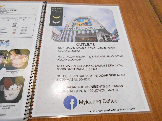 MY KLUANG COFFEE