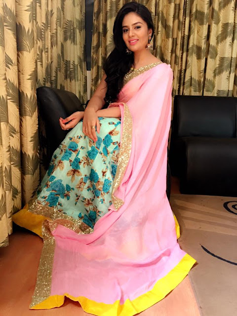 Sreemukhi in srikakulam latest photos