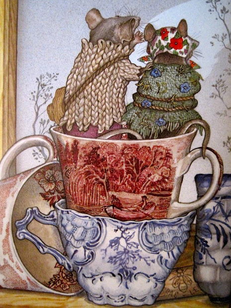 Jan Brett Illustrations