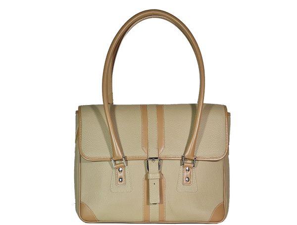 Burberry Two Handle Handbag