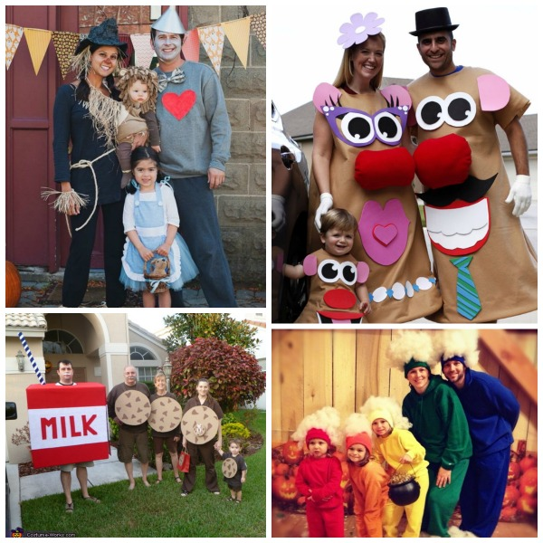Sep 25,  · Whether you want to go for a classic story, or dress as something more modern and current, we have 34 family costume ideas that are practically guaranteed to Home Country: US.