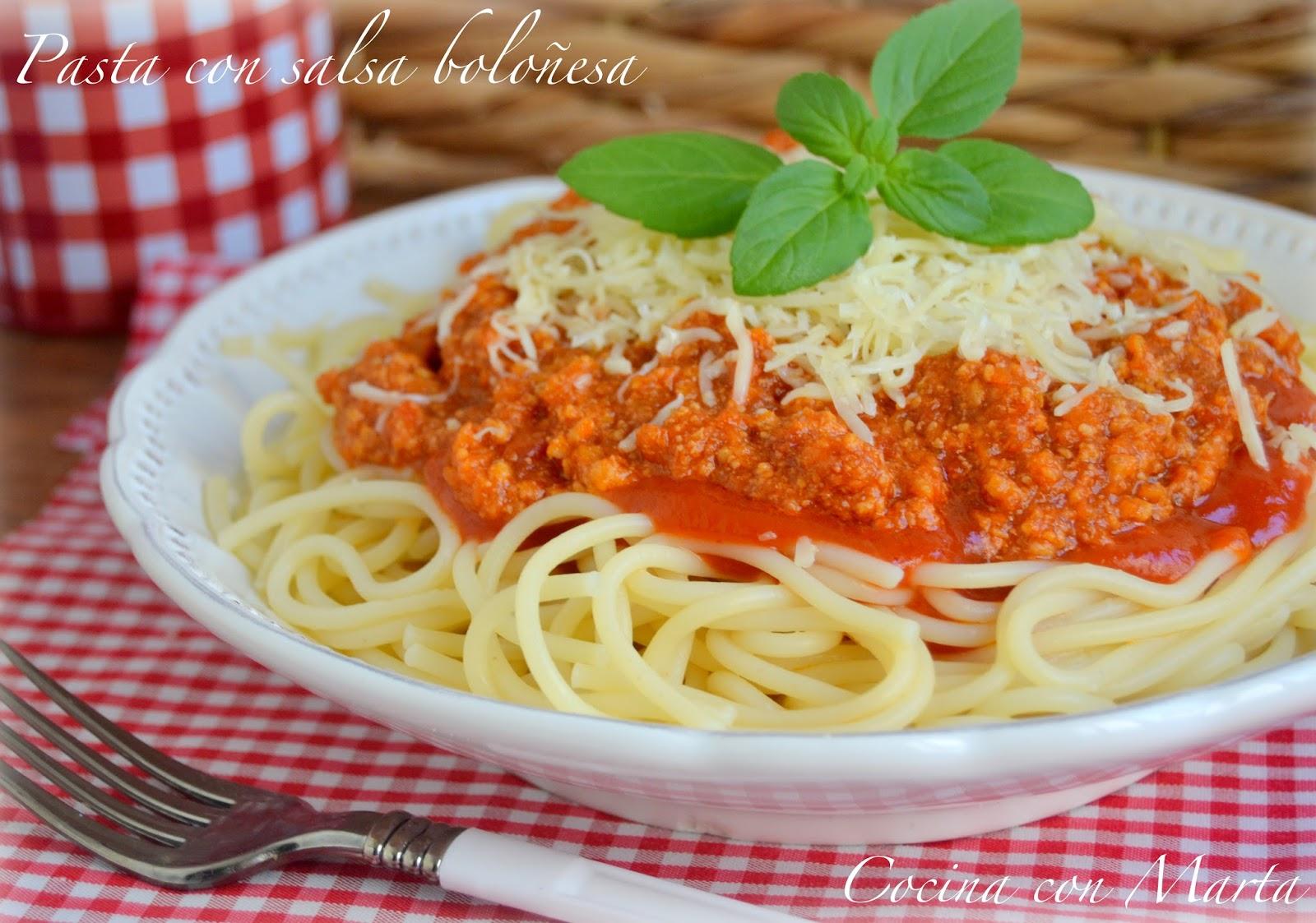 Cocina con marta recetas f ciles r pidas y caseras tenedor Como hacer comida facil y rapida en casa