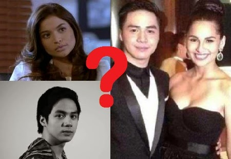 Anne Curtis and Sam Concepcion Confrontation.