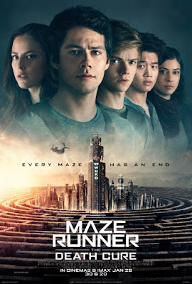 Film Maze Runner: The Death Cure (2018)