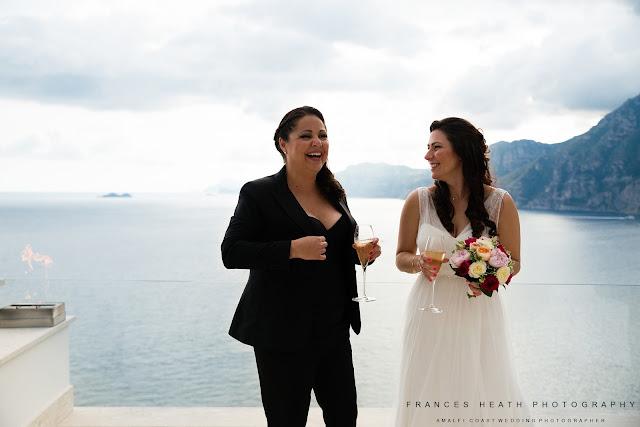 Wedding Casa Angelina Praiano