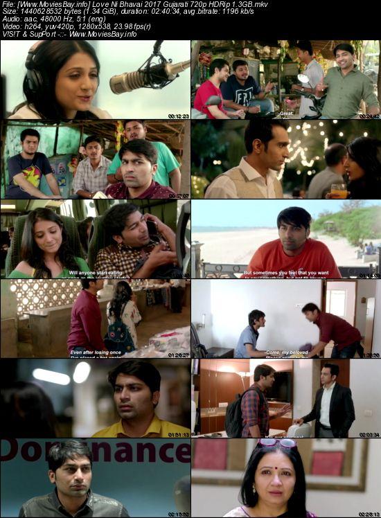 Love Ni Bhavai 2017 Gujarati 720p HDRip 1.3GB worldfree4u