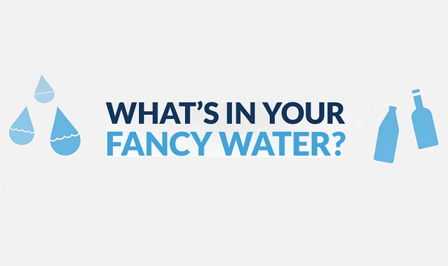 What's in Your Fancy Water?