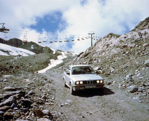 P90199944 lowRes bmw 325i allrad e30 30 χρόνια απο την πρώτη τετρακίνητη BMW