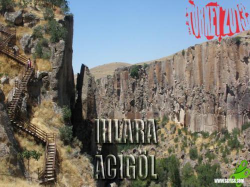 2013/07/31 Türkiye Turu 20. GÜN (Ihlara-Acıgöl)