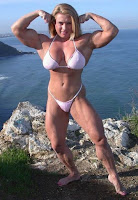Female bodybuilding muscle babes