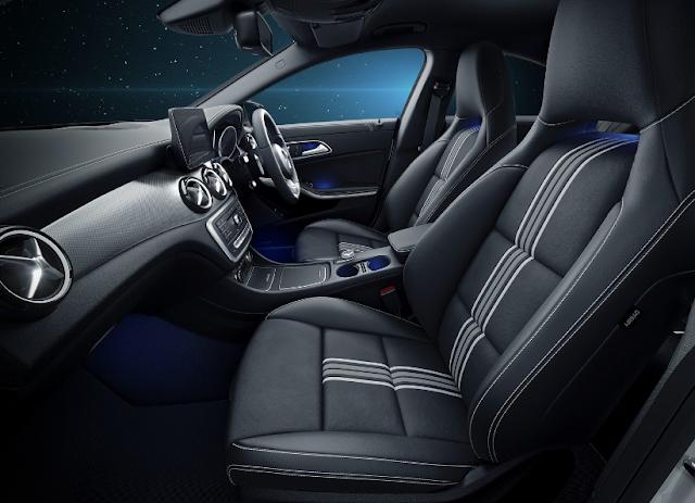 Japan Welcomes Mercedes-Benz CLA 180 Star Wars Edition Interior