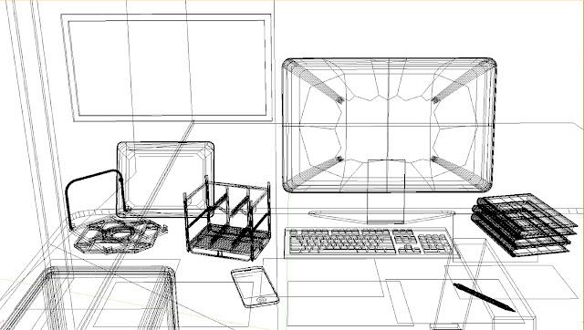 Proceso de renderización | Modelado 3D. Blender