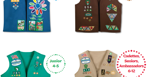 girl scouts of san jacinto council blog girl scout